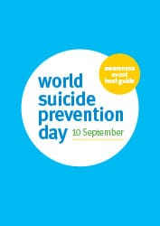 World Suicide Prevention Day Awareness Event Host Guide